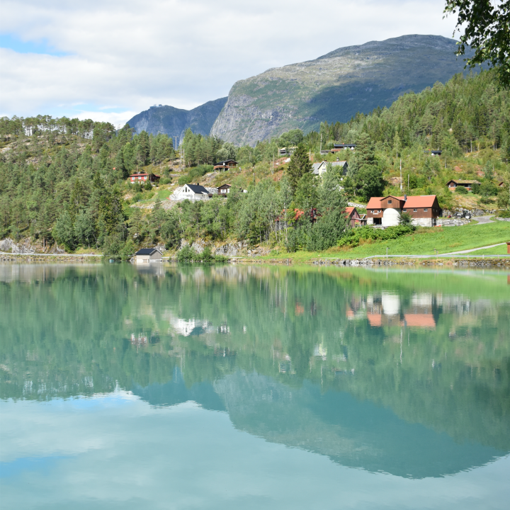 Loen Valley, Norway