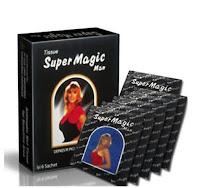 Tissue TissuTisu Tisue magic ANTISEPTIC SUPER MAGIC ORIGINAL harga perkotak isi6pcs