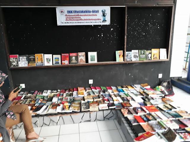 Peduli Literasi, Kelompok Anak Muda di Padangpanjang Dirikan PKK