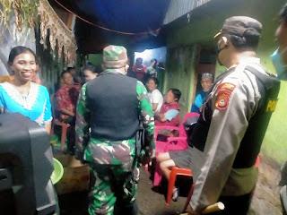 Cegah Aksi Tawuran dibulan Ramadhan, Polres Pelabuhan Makassar bersama TNI gelar Patroli Gabungan