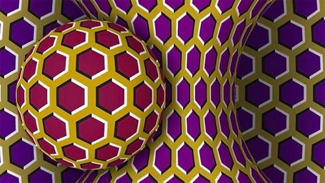 Stres seviyesi ölçen optik illüzyon