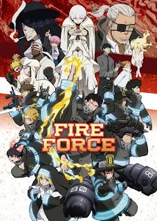 En En no Shōbōtai (Fire Force)