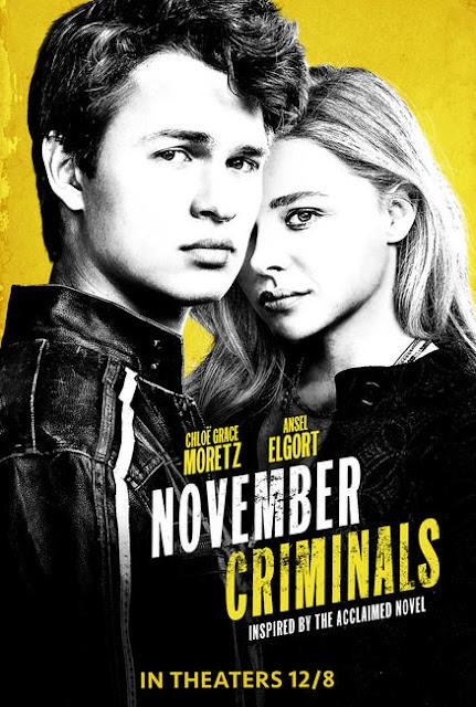 November Criminals (2017) ταινιες online seires oipeirates greek subs