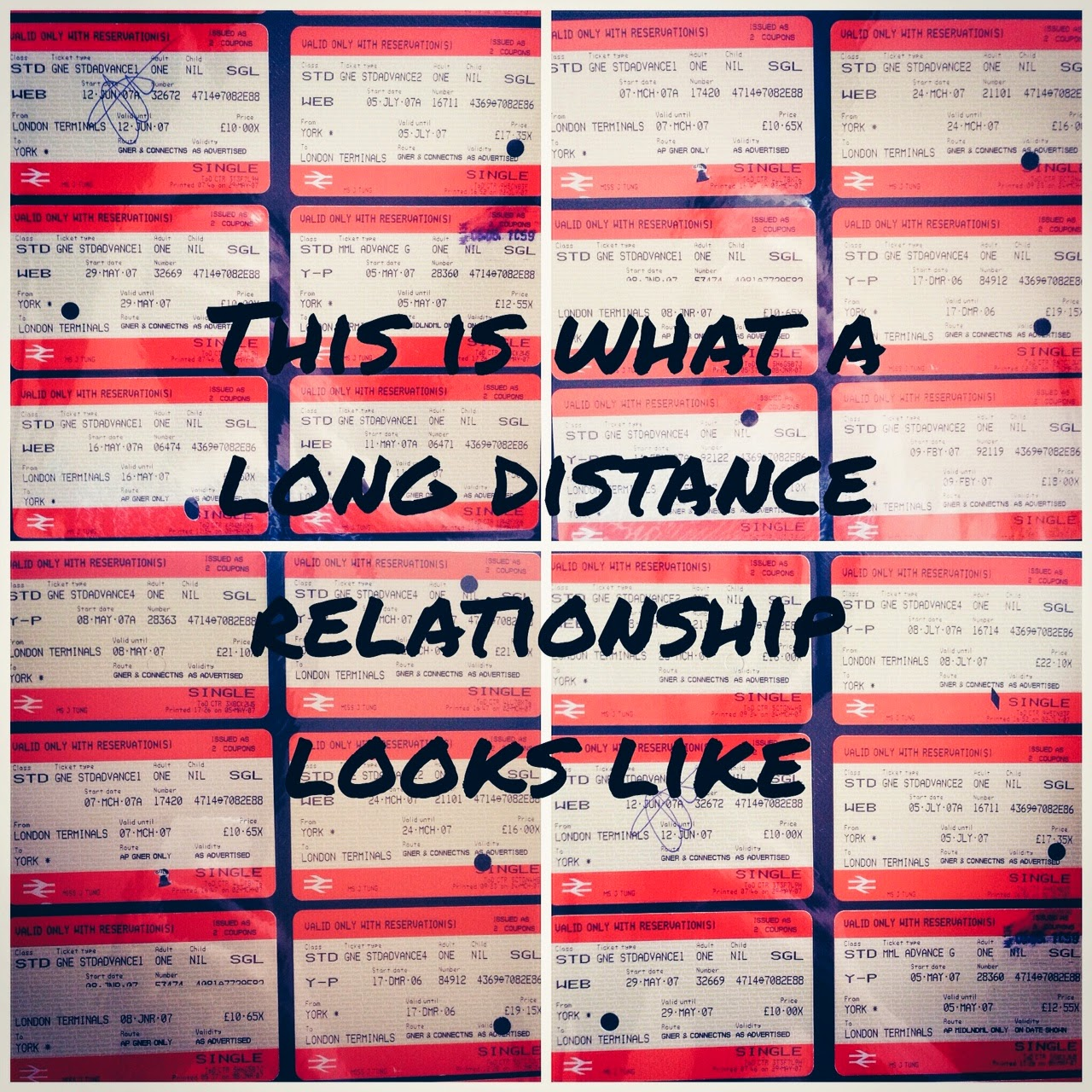 How to start dating someone long distance