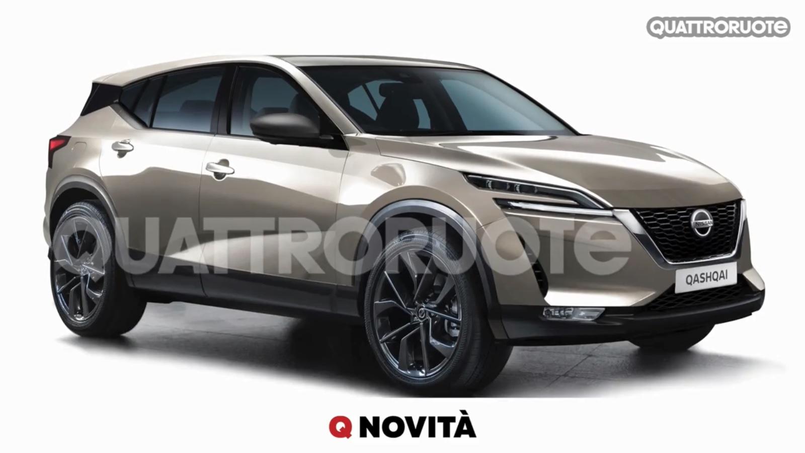 2020 - [Nissan] Qashqai III 2