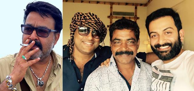 Lucifer Malayalam Movie Mohanlal Prithviraj Murali Gopy