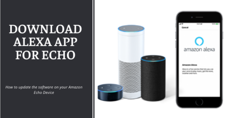 How to update the software on your Amazon Echo Device?