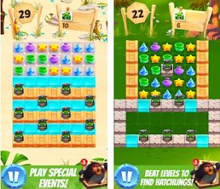 Angry Birds Match Mod Apk+Data
