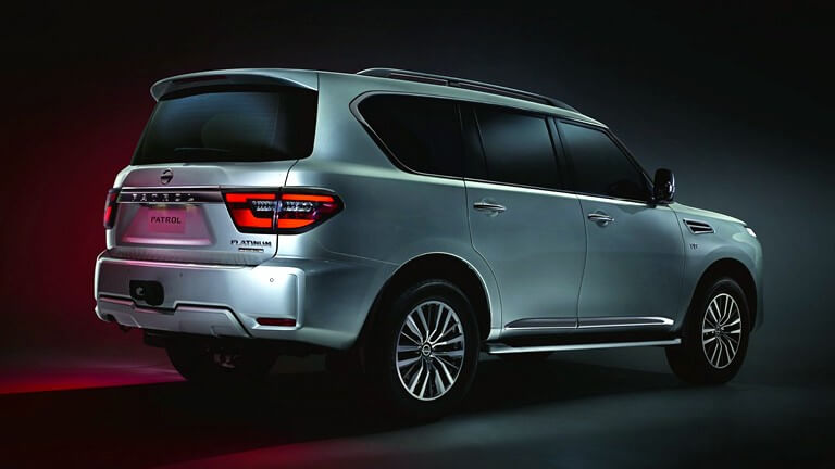 Nissan Patrol 2020 Starts Its Debut With New Look And Features