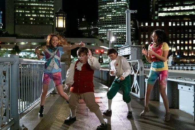 Tráiler de 'Una noche de locos' (2020) - Película Netflix