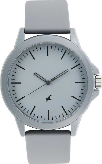 Fastrack 38024PP24 Minimalists Analog Watch