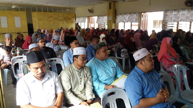 Kursus Memperkasa Guru KAFA Peringkat Daerah Kuantan 2017 bagi Zon 1