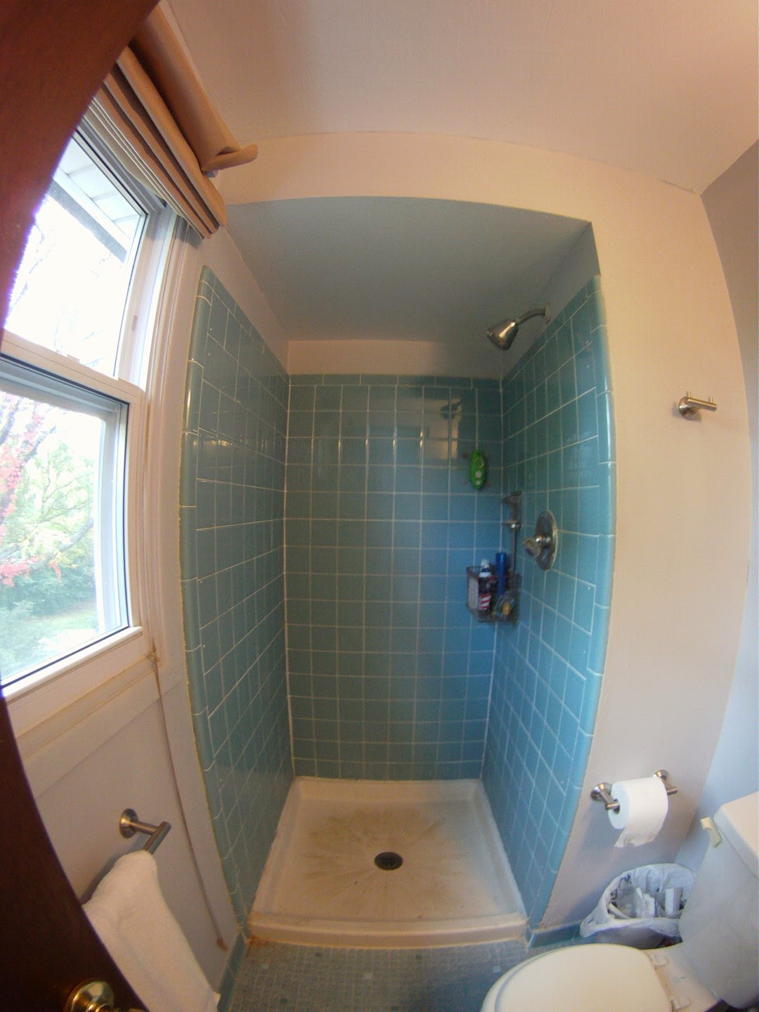 easy tips for remodeling bathroom shower, shower pan