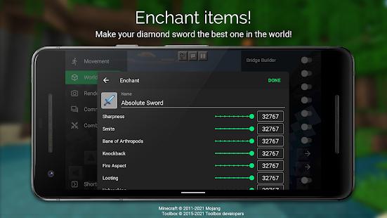 Toolbox for Minecraft: PE Mod Apk Premium v5.4.21 (AD-Free / Unlocked)