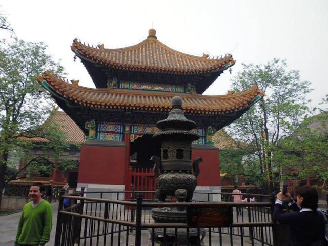 Templo de Yonghe (Beijing)