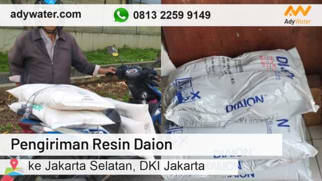 jual resin kation anion, harga resin kation dan anion