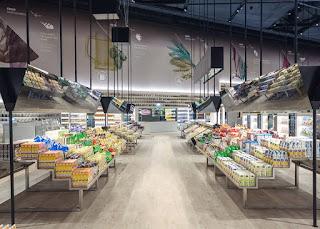 Supermercado Moderno