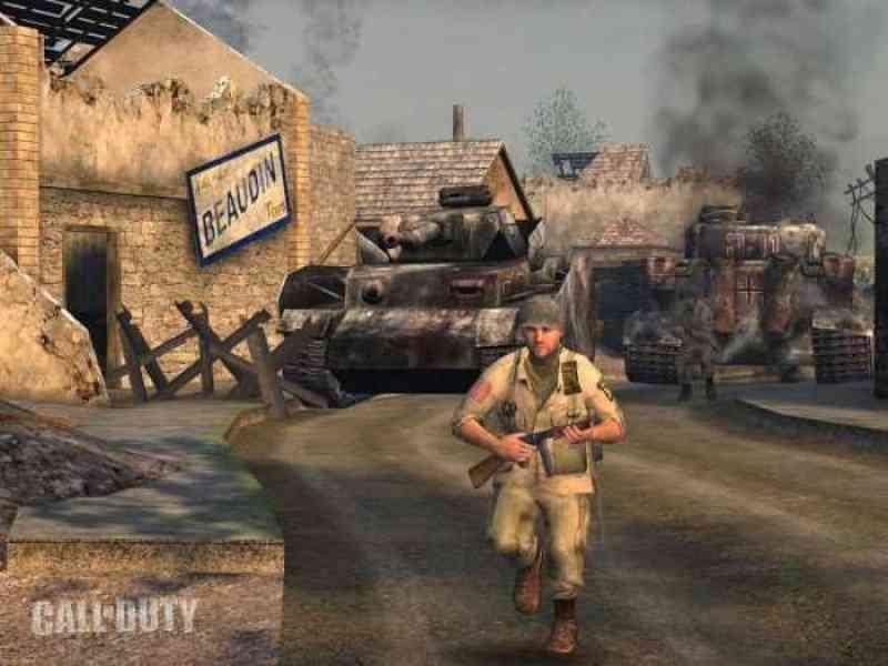 скачать игру Call Of Duty 1 - фото 11