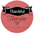 Thanksful Thursday 9/15/16