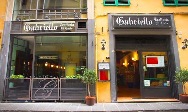 Trattoria Il Gabriello, nel cuore di Firenze