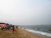 gyeongpo beach gangneung