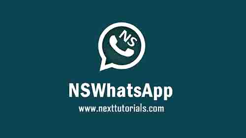 NSWhatsApp v8.95 Apk Mod Latest Version Anti Banned,install Aplikasi NSWA Terbaru 2021,download tema ns whatsapp mod keren 2021, wa mod terbaik 2021,