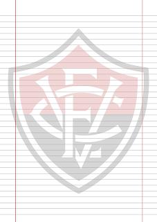 Papel Pautado do Vitoria da Bahia PDF para imprimir na folha A4