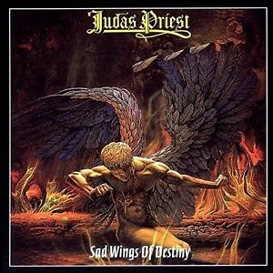 "JUDAS PRIEST : ""Sad Wings Of Destiny"" 1976"