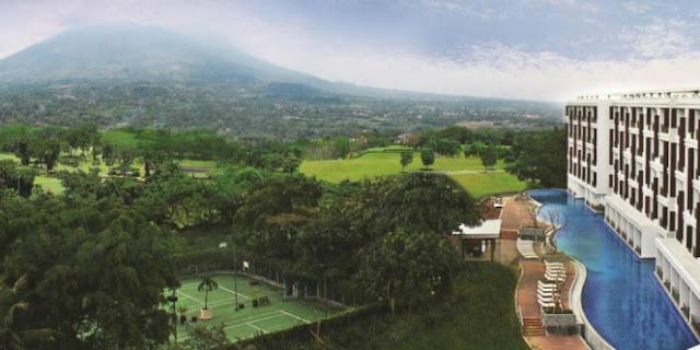 Menginap R Hotel Rancamaya Bogor, Malam Indah Akan Semakin Berwarna