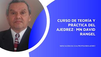 ASIGNATURA DE LA TEORÍA Y DE LA PRÁCTICA DEL AJEDREZ.
