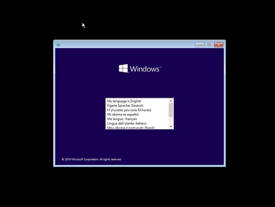 Windows 10 Pro 19H2 1909.10.0.18363.719