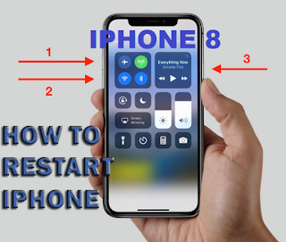 How to Hard Reset Iphone 8, Slow iphone 8 solution