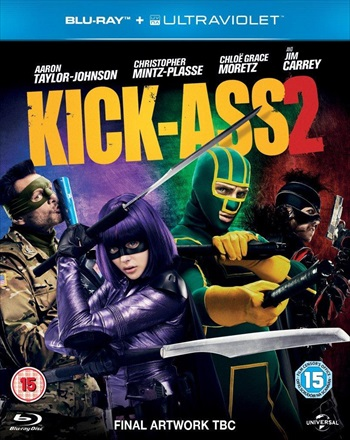 Kick-Ass 2 2013 Dual Audio Hindi Bluray Download