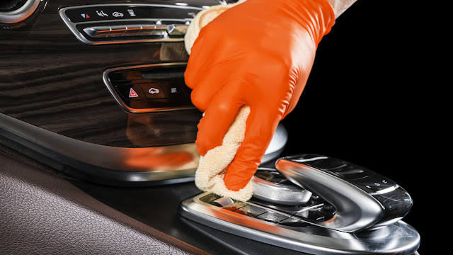 Vehicles Sanitising Disinfecting Low Investment Business Idea - Car Gear Shift