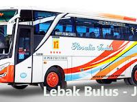 Harga Tiket Bus Rosalia Indah Lebak Bulus - Jogja