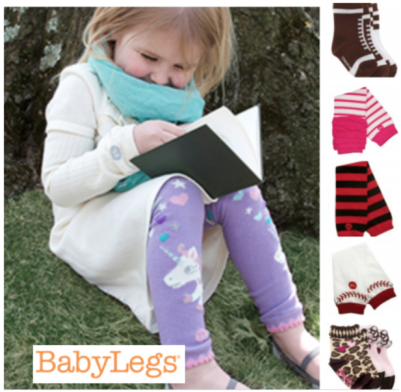 BabyLegs: FREE Shipping (no minimum) + Add'l 30% off = Sale Leggings From $2.80 + More!