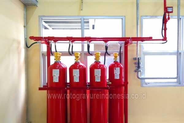 Fire Suppression Systems CO2