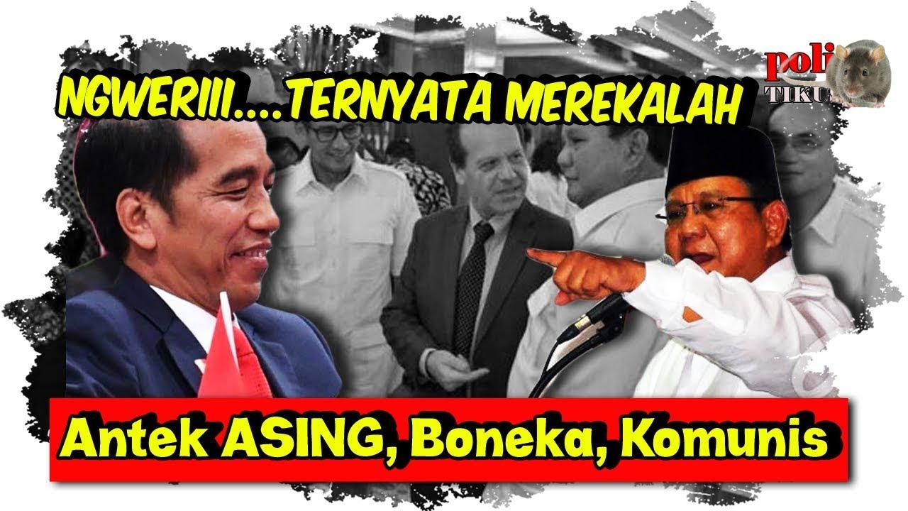 Jokowi Boneka Asing?
