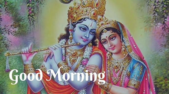 radha krishna good morning images hd 3d