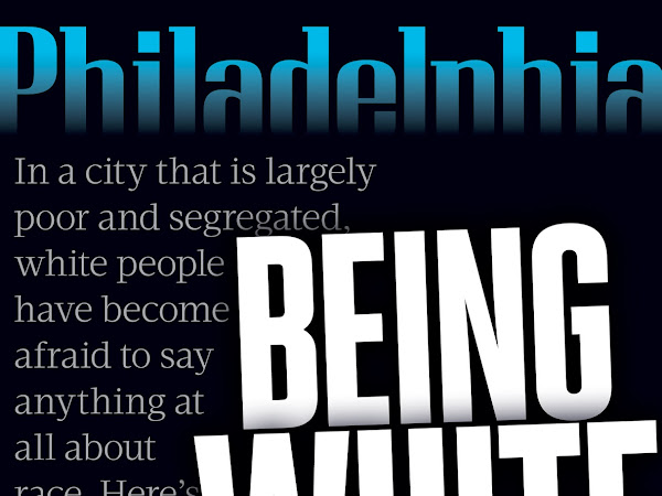 "Why ""Being White in Philly"" is Problematic"
