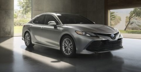 2019 Toyota Camry Concept, Specs And Price