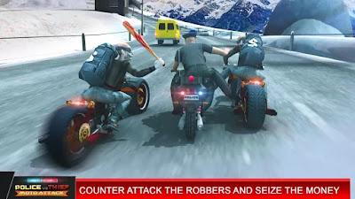 Police vs Thief MotoAttack APK