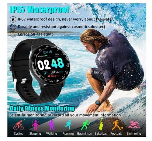 iFuntecky Ip67 Waterproof Smartwatch for Android Phones