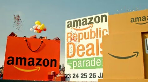 Amazon Republic Day Offer from 23rd to 26th Jan'15
