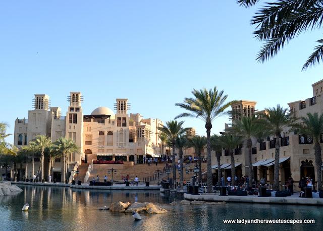 Souk Madinat Dubai Tour