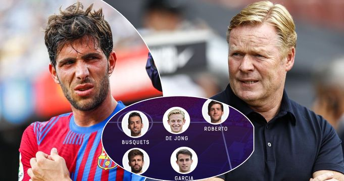 Full analysis on Koeman's inexplicable formation vs Bayern Munich