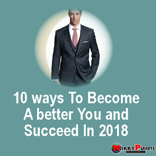 MOTIVATION : How to become  a better you and Succeed In 2018 By Debbynaija