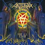 Anthrax - For All Kings Cover