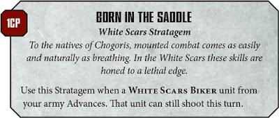 Estratagemas Cicatrices Blancas
