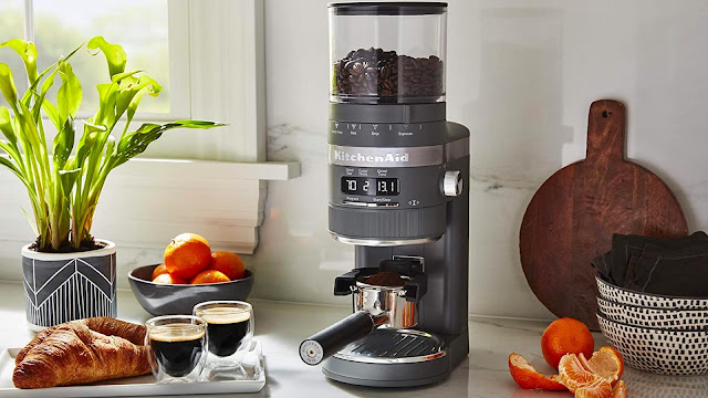 Kitchenaid Coffee Grinder – Travel To A Coffee Shop For Good Coffee No More